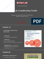 4_MoneyLab Crowdfunding Toolkit_Irina and Robert