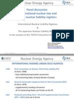 Гармонизация международного законодательства по регулированию ответственности за ядерный ущерб и опыт аварии на АЭС «Фукусима-1»