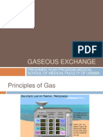 Gaseous Exchange 1112