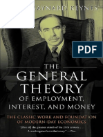 The General Theory of Employment,Interest, and Money