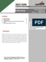 Prac Notes 21