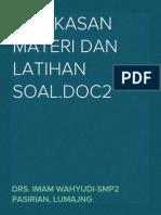 Ringkasan Materi Dan Latihan Soal.doc2