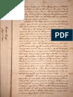 1835 Caddo Treaty & Cession of Homeland