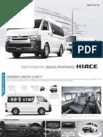 Hiace Brochure