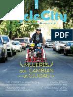 Mujeres Que Cambian La Ciudad (CycleCity - Marzo, 2014)