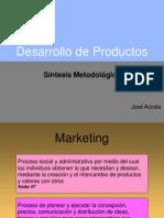 Desarrollo de Productos JAZ V1