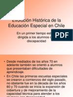 Hist de Las Nec Educ Esp