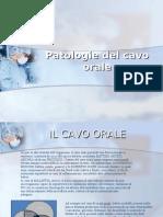 Patologie Del Cavo Orale- Elisa Cogotti