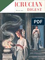 Rosicrucian Digest, February 1951