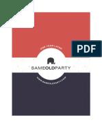 GA GOP Rebrand Report