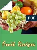 Fruits Recipes