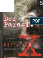 (eBook - German) Akte X Novel - Bd. 08 - Der Parasit