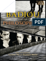 130358488 Badiou and the Philosophers