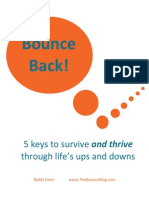 Bounce Back Giveaway