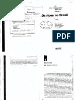 Os Ricos No Brasil