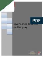 Inversiones Brasilenas en Uruguay 1