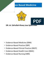 (7). Evidence Based Medicine ZKJ
