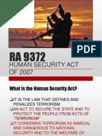RA 9372 new