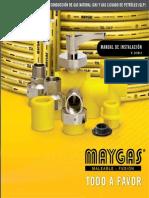 Manual de Instalacion Maygas Espanol 2012