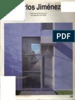 [Architecture Ebook] Catalogos de Arquitectura Contemporanea - Carlos Jiménez.pdf