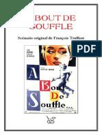 Truffaut, François - À bout de souffle