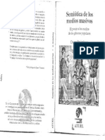STEIMBERG, O. - PROPOSICIONES SOBRE EL GENERO - Semiótica de medios masivos