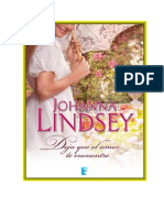 Johanna Lindsey - Serie Familia Reid 04 - Deja Que El Amor Te Encuentre