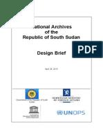 Annex 1A - Design Brief
