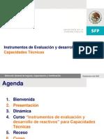5. Instrumentos de Evaluacion y Modulo Generador de Examenes
