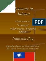 Taiwan Ppt