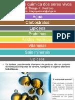 Bioquímica - Aula 4 - Lipídeos