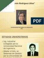 PPT RICARDO R.U.
