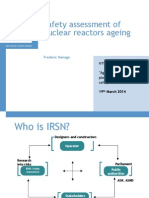 2 NTW - Safety Assessment of Ageing