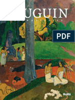Catálogo MoMA - Gauguin. Metamorphoses [Preview]