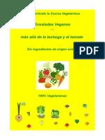 Cocina Vegana Ensaladas