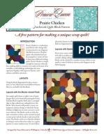 Prairie Chicken Pattern