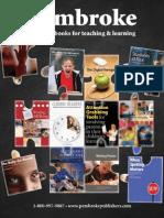 Pembroke Publishers 2013/14