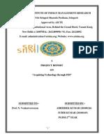 "Acquiring Technology through FDI"""