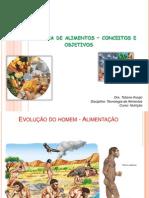 Aula 1 -Tecnologia de Alimentos - Aula 1 Correta_20140315163942