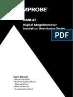 Manual Amb45