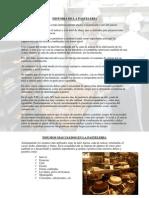 Historia de La Pasteleria