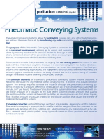 Pneumatic Conveying Flyer