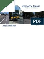 Greenwood Corridor Concept Plan FINAL12!18!12
