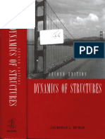 Dynamics of Structures- 2nd Edition (j l Humar )