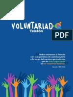 Manual Voluntariado Teletón Paraguay