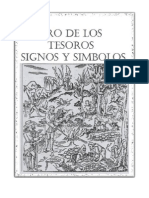 El Libro de Los Tesoros, Signos y Simbolos