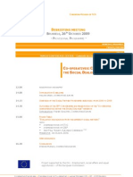Programme SPP_COctober 2009