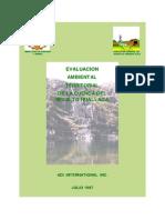 Evaluacion Ambiental Cuenca