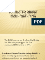 39187311 Ch6 Laminated Object Manufacturing