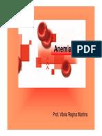 Aula 2 - Anemia Para 8 Periodo